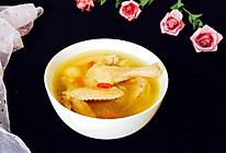 #洗手作羹汤#天麻当归土鸡汤的做法