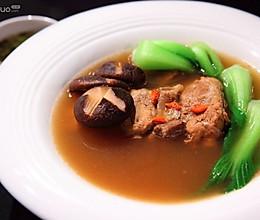 新加坡肉骨茶的做法