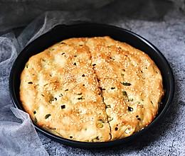 烤箱版葱油饼的做法