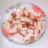 白萝卜炖肉——豆果菁选酱油试用菜谱之三的做法图解2