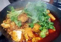 鱼籽鱼泡炖豆腐的做法