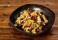 干锅花菜|美食台的做法