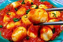 #福气年夜菜#茄汁鹌鹑蛋的做法