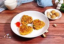 虾仁土豆饼的做法
