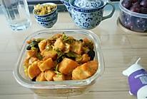 韩式辣酱炒花卷的做法