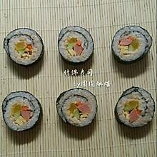 什锦寿司卷