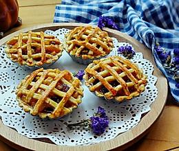 蔓越莓苹果派——酸酸甜甜就是我的做法