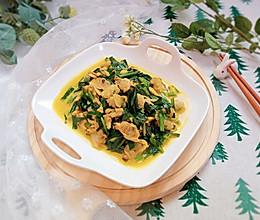 蚬肉炒韭菜的做法