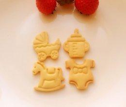动物饼干、图形饼干的做法