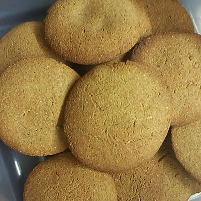 燕麦麸饼干(杜坎减肥期食用)