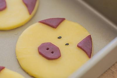 小猪曲奇饼