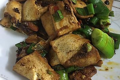 小炒北豆腐