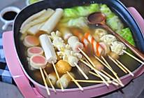 关东煮+ #利仁火锅节#的做法