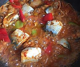 泡菜鲅鱼的做法