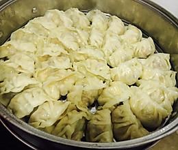 玉米胡萝卜猪肉饺子的做法