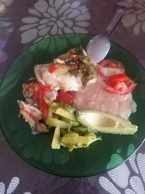 墨西哥烤鱼片的做法