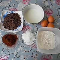 浓情巧克力蛋糕#haollee烘焙课堂#的做法图解1