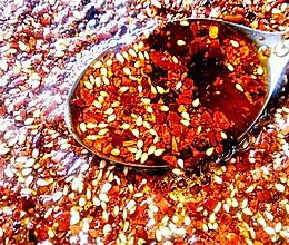 李孃孃爱厨房之一一自制熟油海椒(辣椒油)的做法