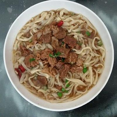 牛肉汤面的做法 步骤2