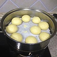 奶香玉米馒头的做法图解9