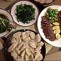 茴香肉末饺子-美味滴小年夜的做法图解12