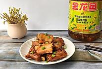 红烧排骨#金龙鱼营养强化维生素A 新派菜油#的做法