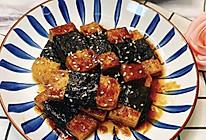 #入秋滋补正当时#照烧豆腐的做法