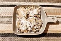 椰香红豆糯米糕的做法