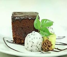 【微体】罪恶来袭!巧克力布朗尼的做法