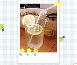 简单做西餐厅 夏日柠檬水 茶的做法