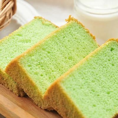 酸奶斑斓戚风蛋糕