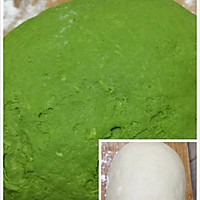 翡翠白菜-------新年饺子的做法图解2