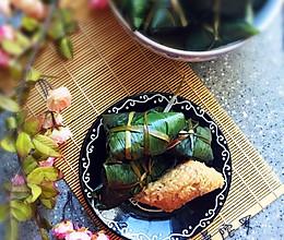 五香猪肉粽子的做法