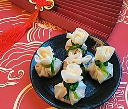 #福气年夜菜#四禧福袋的做法