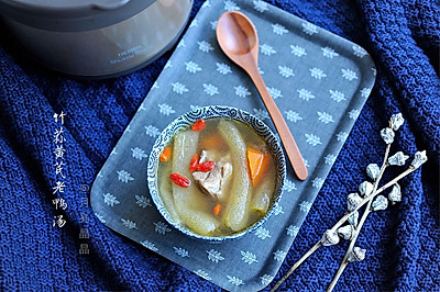 大暑将至,你需要一碗靓汤安度夏 | 竹荪黄芪老鸭汤