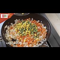 中式烧汁时蔬土豆饼,土豆的华丽变身的做法图解9