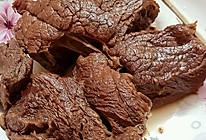 果味卤牛肉的做法