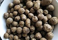 烤山药豆的做法