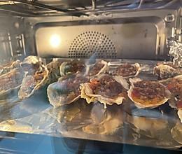 居家版蒜蓉烤生蚝的做法