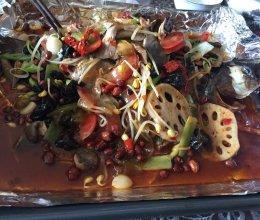 香辣烤鱼之泡椒味的做法