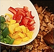 香菇鸡丁的做法图解3