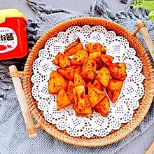 葱伴侣6月香韩式辣椒酱烤薯角