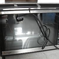 长帝行业首款3.5版电烤箱CKTF-32GS【蜜汁烤鸡】的做法图解1