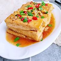 #甜粽VS咸粽,你是哪一黨?#煎豆腐的做法圖解5
