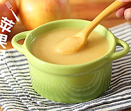 宝宝辅食-厌食期   苹果泥的做法
