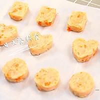 胡萝卜莲藕鸡块 宝宝辅食,胡萝卜+鸡胸肉+莲藕的做法图解8