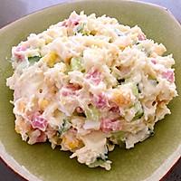 比西餐厅还好吃的土豆沙拉的做法图解10