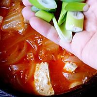 泡菜汤的做法图解11