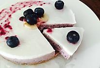 蓝莓酸奶慕斯蛋糕的做法