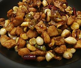酱香仁脆 宫保鸡丁的做法